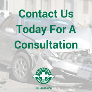 Collision Safety Consultants SE Louisiana contact us today